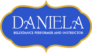 Daniela: Bellydance Performer and Instructor